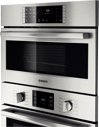 Bosch Hbl5751uc 30 Inch Single Wall Oven In Stainless