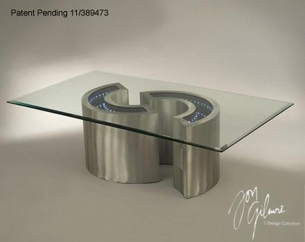 Nova IFT2412X2B Contemporary Table