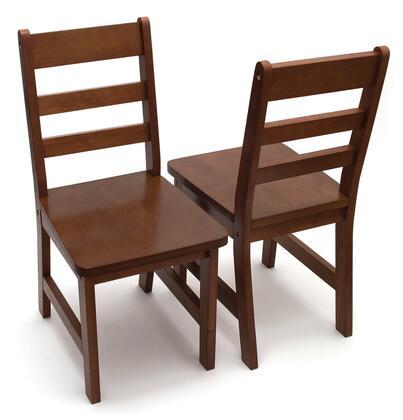 Lipper Kids 5234X Set of Two Children's Chairs