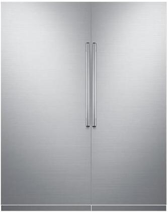 Dacor 772369 Modernist Side-By-Side Refrigerators