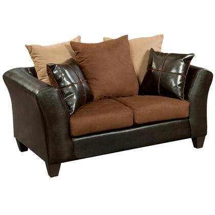 Flash Furniture RS4170-0XL-GG Riverstone Microfiber Loveseat