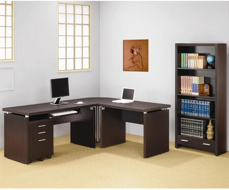 Coaster 800891SETB Desks