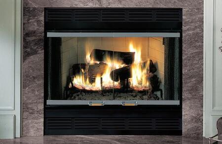 Majestic BC36 Royalton Series  Woodburning Fireplace