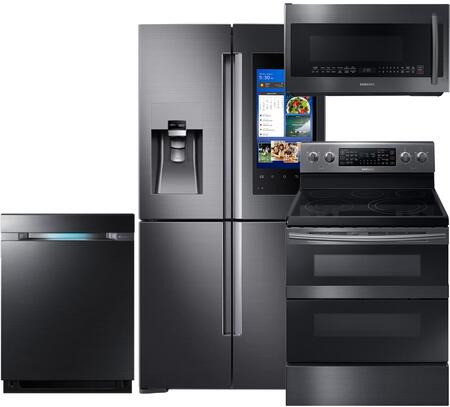 Samsung 754622 Kitchen Appliance Packages