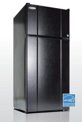 MicroFridge 10.3LMF4 Freestanding Refrigerator with 10.3 Cu. Ft. Capacity, Zero-Degree Freezer, Smart Store Door and Stay-Fresh Drawer and Left Hinge Door in
