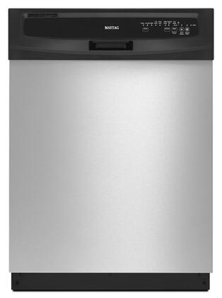 Maytag MDB4630AWS JetClean Plus Series Built-In Full Console Dishwasher