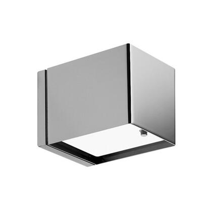 A 2305L Brushed Nickel LED Sconce