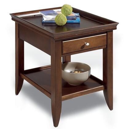 Lane Furniture 1192107 Contemporary Square End Table