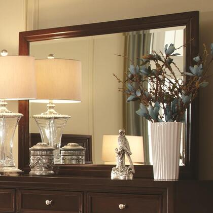 Coaster 202194 Nortin Series Square Landscape Dresser Mirror