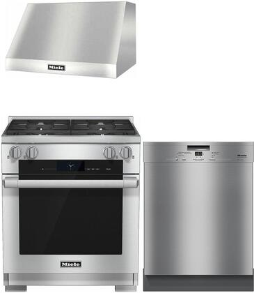 Miele 736734 M-Touch Kitchen Appliance Packages