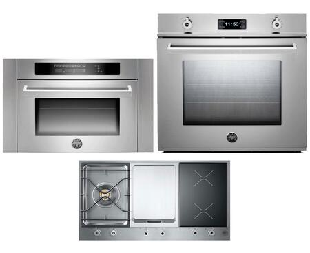 Bertazzoni 347228 Professional Kitchen Appliance Packages