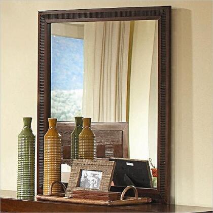 Coaster 200754 Resin Series Rectangular Landscape Dresser Mirror