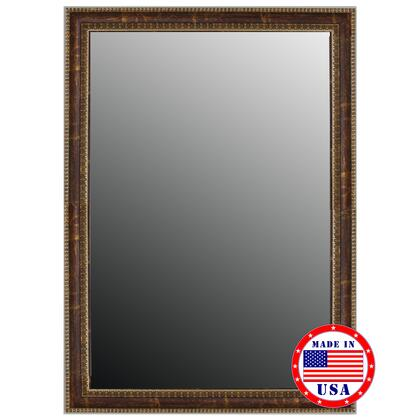 Hitchcock Butterfield 80880X 2nd Look Copper Waves Framed Wall Mirror