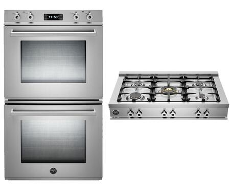 Bertazzoni 347045 Professional Kitchen Appliance Packages