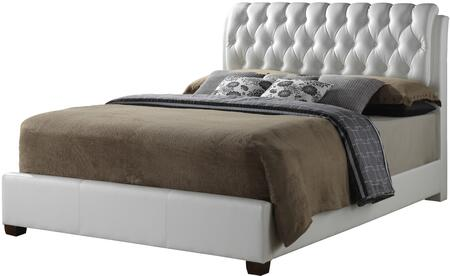Glory Furniture G1570CQBUP  Queen Size Panel Bed