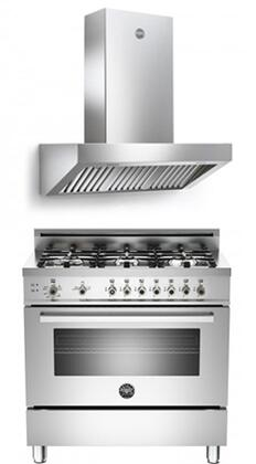 Bertazzoni 714856 Master Kitchen Appliance Packages
