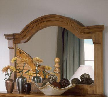 American Woodcrafters 65X0040 Landscape Mirror