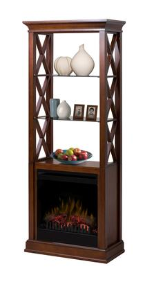 Dimplex GDS201370WN Wall Mountable Vent Free Electric Fireplace