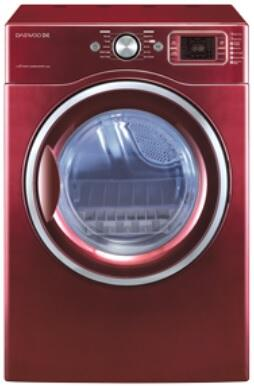 Daewoo DWRWE5413RC Electric Dryer