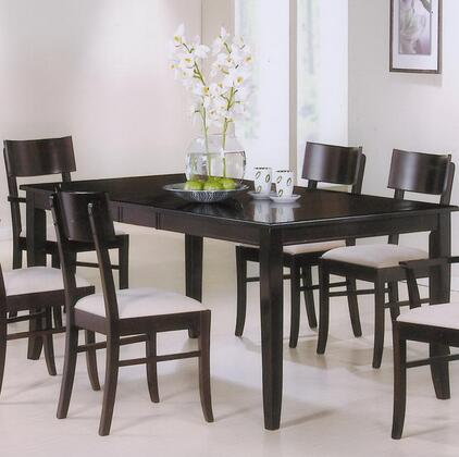 Coaster 100460SET5 Springs Dining Room Sets