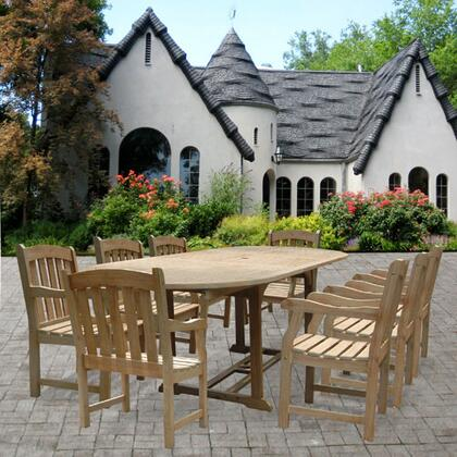 Vifah V1296SET4 Renaissance Patio Sets