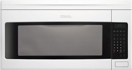 Electrolux EI30MH55GZ 2.1 cu. ft. Over the Range Microwave Oven with 300 CFM, 1200 Cooking Watts, in White