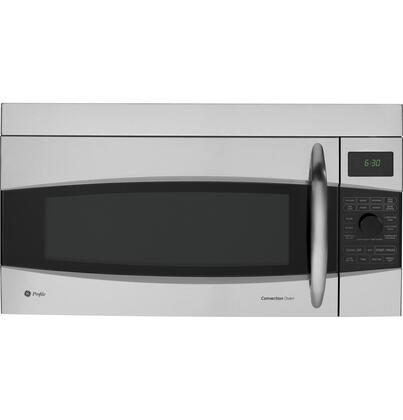 GE Profile PVM1790SRSS 1.7 cu. ft. Over the Range Microwave Oven with 1000 Cooking Watts, 10 Power Levels in Stainless Steel