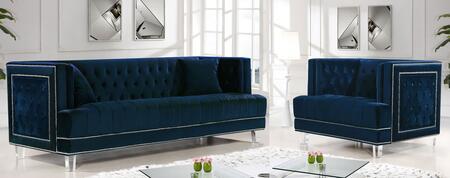 Meridian 6092PCARMKIT1 Lucas Living Room Sets