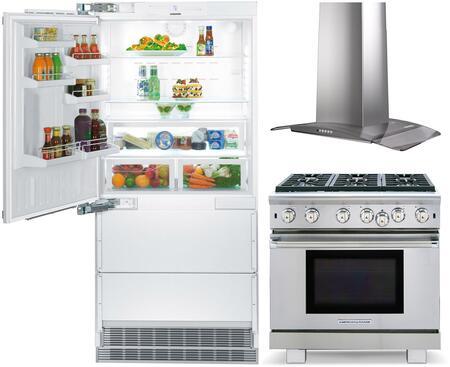 Liebherr 741657 Kitchen Appliance Packages