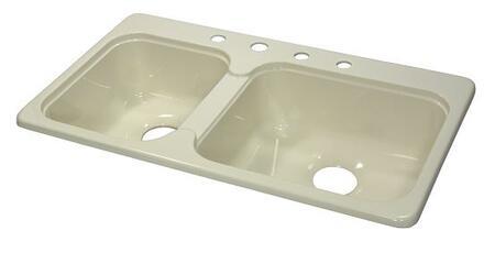 Lyons DKS09C435 Kitchen Sink