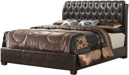 Glory Furniture G1550CQBUP  Queen Size Panel Bed