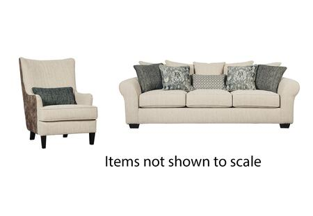 Signature Design by Ashley 55402SAC Silsbee Living Room Sets