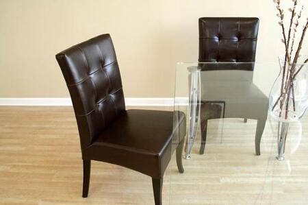 Wholesale Interiors Y073SET Dining Room Chairs