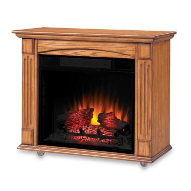 Classic Flame 23RM905O103 Lancaster Rolling Series  Electric Fireplace