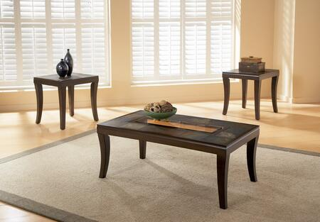 "Standard Furniture 27463 26"" Contemporary Living Room Table Set"