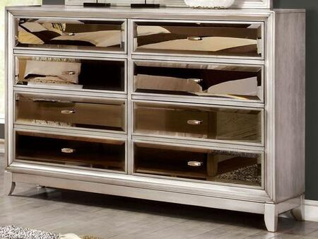 Furniture of America CM7295SVD Golva Series  Dresser