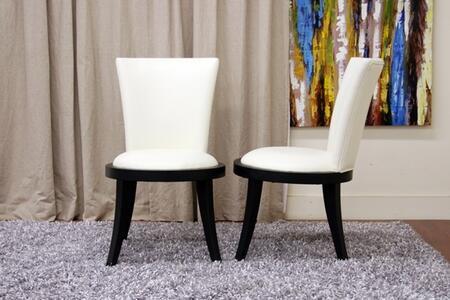 Wholesale Interiors Y931DU8143 Neptune Series  Dining Room Chair