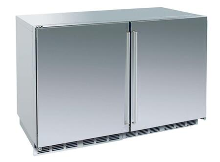 Perlick HP48RWS1L1RDNU Signature Series Counter Depth All Refrigerator with 12.3 cu. ft. Capacity
