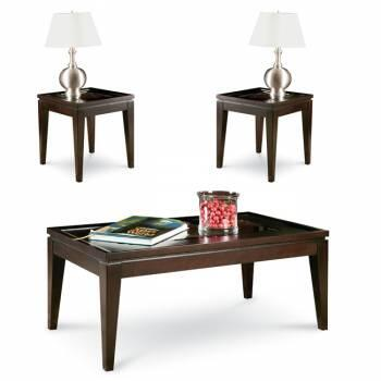"Lane Furniture 1200403 47.75"" Modern Living Room Table Set"
