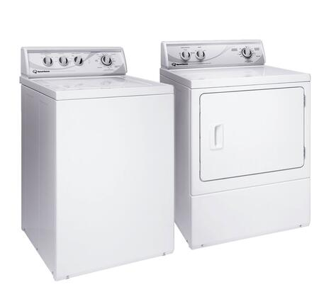 Speed Queen 344403 Washer and Dryer Combos