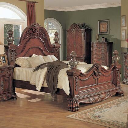 Yuan Tai KL6300Q Kelsey Series  Queen Size Panel Bed