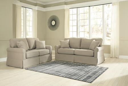Signature Design by Ashley Senchal Living Room Set