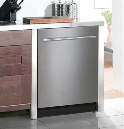 Heartland HLTXTDWBLK Toledo Series Built-In Fully Integrated Dishwasher