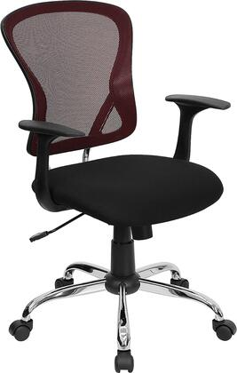 "Flash Furniture H8369FBGGG 22.25"" Contemporary Office Chair"