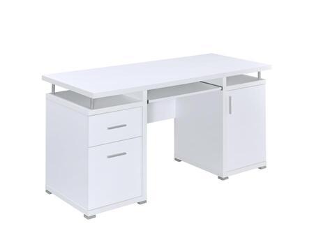 Coaster 800108 Desks Series Computer  Wood Desk