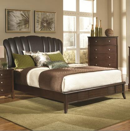Coaster 202450Q Addley Series  Queen Size Panel Bed