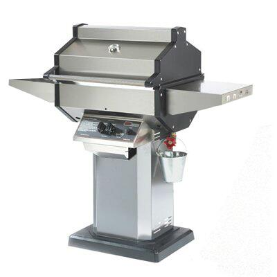 Phoenix SDSSOP Grill with 25,000 BTUs, 400 sq. in. Primary Cooking Area, Stainless Steel Grill Head, Cast Aluminum End Caps, Stainless Steel Column and Cast Aluminum Base