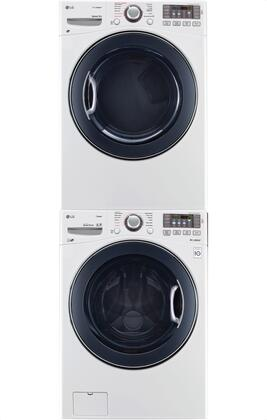 LG 719039 Washer and Dryer Combos