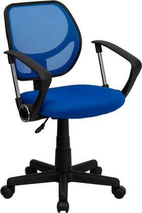 "Flash Furniture WA3074BLAGG 21.5"" Contemporary Office Chair"