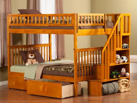 Atlantic Furniture AB56847  Full Size Bunk Bed